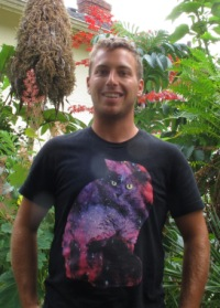 Mr Nat. Gardener, Plant Nerd